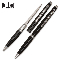 Ink Pen Knife - Black Serrated
