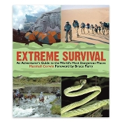 Extreme Survival Guide Book