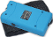 Blue Stun Gun - 5.5 Million Volt Rechargeable w/ Flashlight