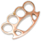 "Brass Knuckles - Copper ""Hercules"""