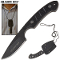 Shadow Ops Full Tang G10 Handle Military Neck Knife w/ Sheath