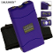 25,000,000 Volt Purple Stun Gun Built-In Charger Light & Case