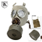 Czech Military Surplus Survival Gas Mask with Filter & Carry Bag