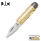 44 Magnum Bullet Folding Pocket Knife