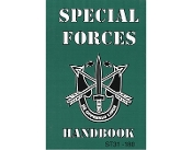 Special Forces Handbook Field Manual Instruction Guide Book