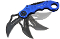 Karambit Blade Spring Assisted Pocket Knife