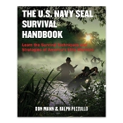 US Navy Seals Survival Book Manual Training Guidebook