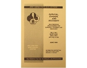 US Army Survival, Evasion & Recovery Field Manual Guide Book