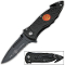 Spring Assisted Opening Fire Fighter Pocket Knife