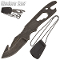 Guthook Blade Neck Knife & Sheath w/ Bottle Opener Tool