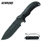 Schrade Frontier Extreme Survival Full Tang Fixed Blade Knife 10